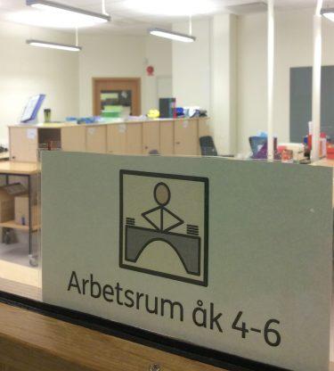 Bildstöd som visar arbetsrum.