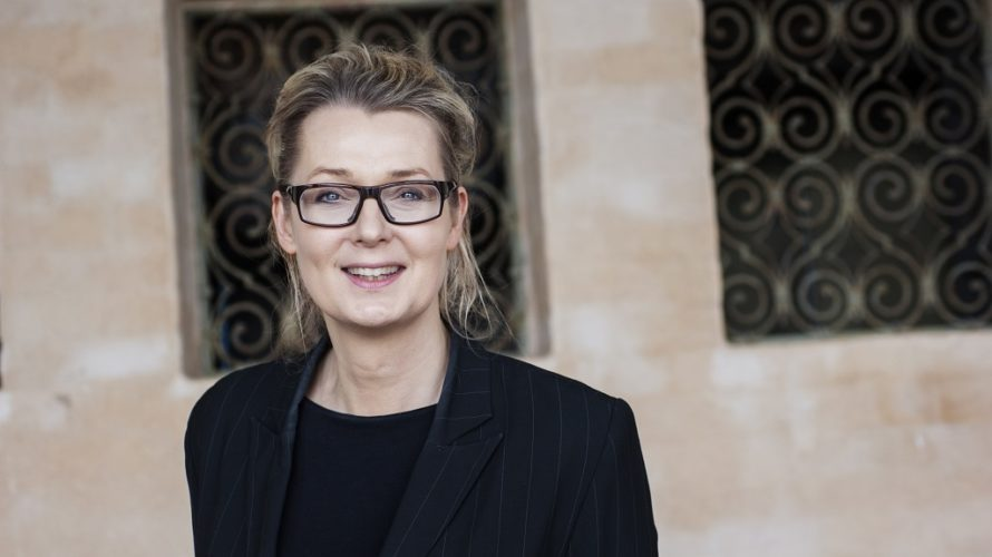 Lina Axelsson Kihlblom.