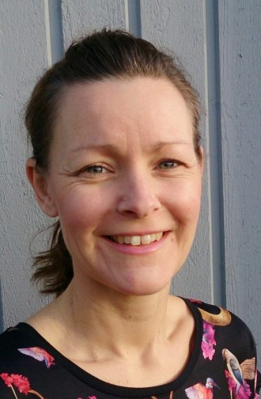 Carina Bognäs.