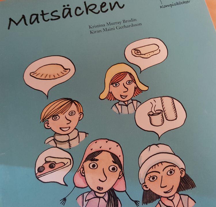 Omslag till Matsäcken.