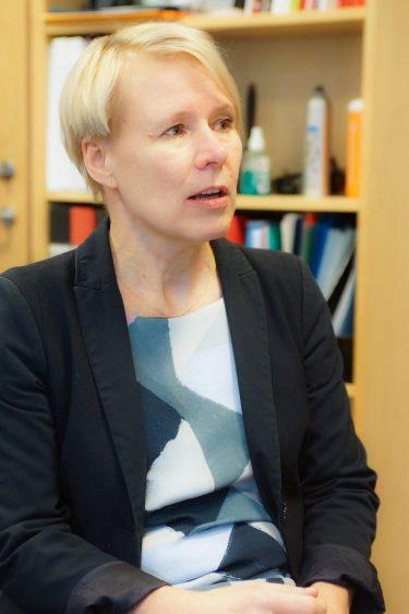Marie Forslin.
