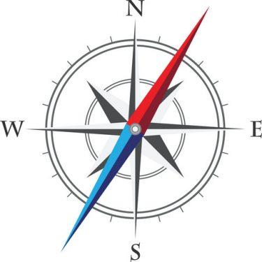 Kompassros.
