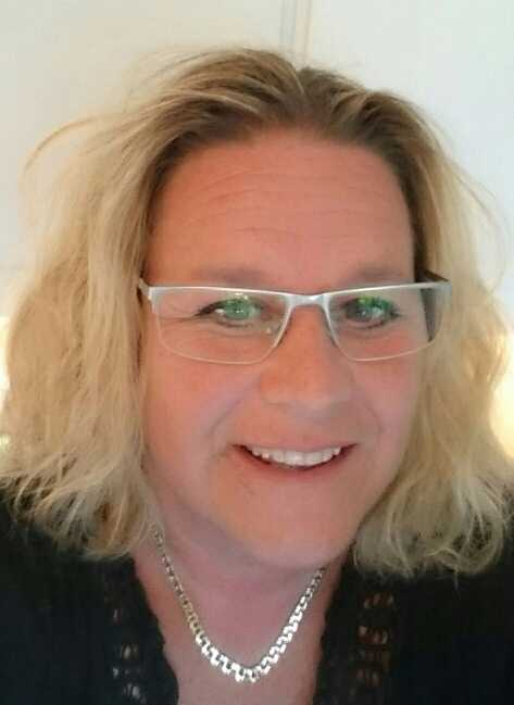 Marie Svensson.