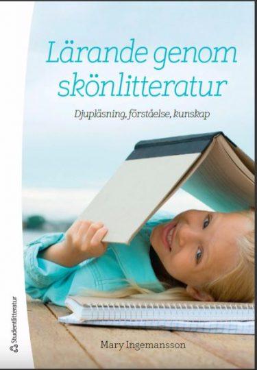 Omslag till Lärande genom skönlitteratur.