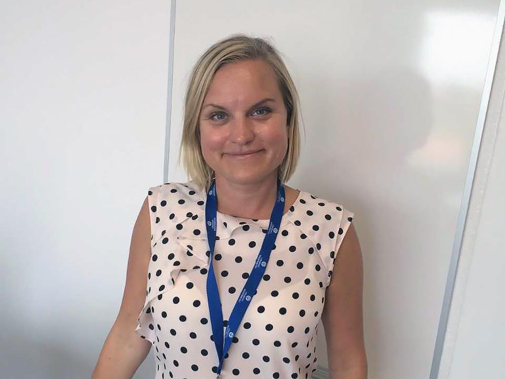Anna Eriksson.