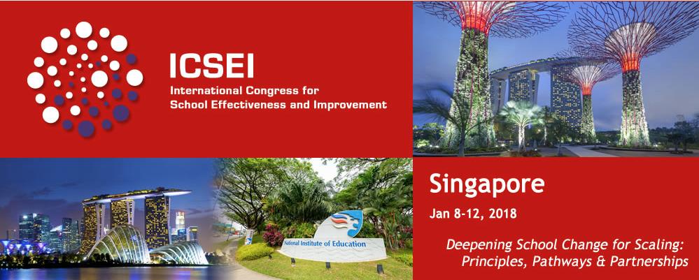 Skärmavbild från icsei-konferensen.