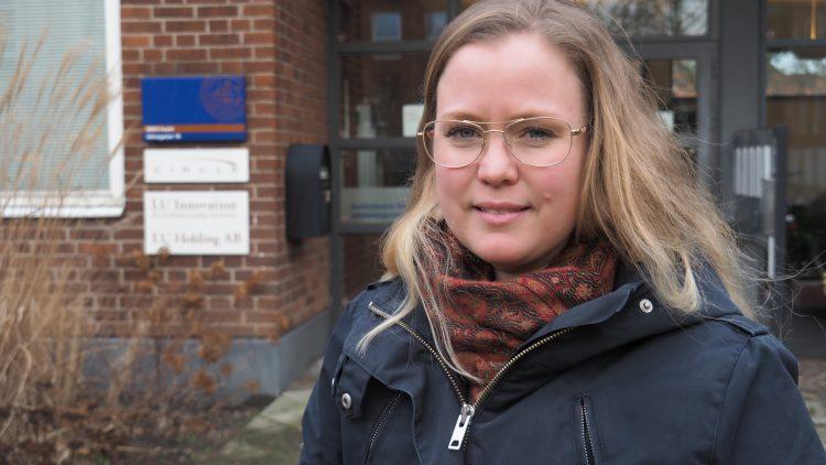 Tina Gunnarsson, spansklärare.