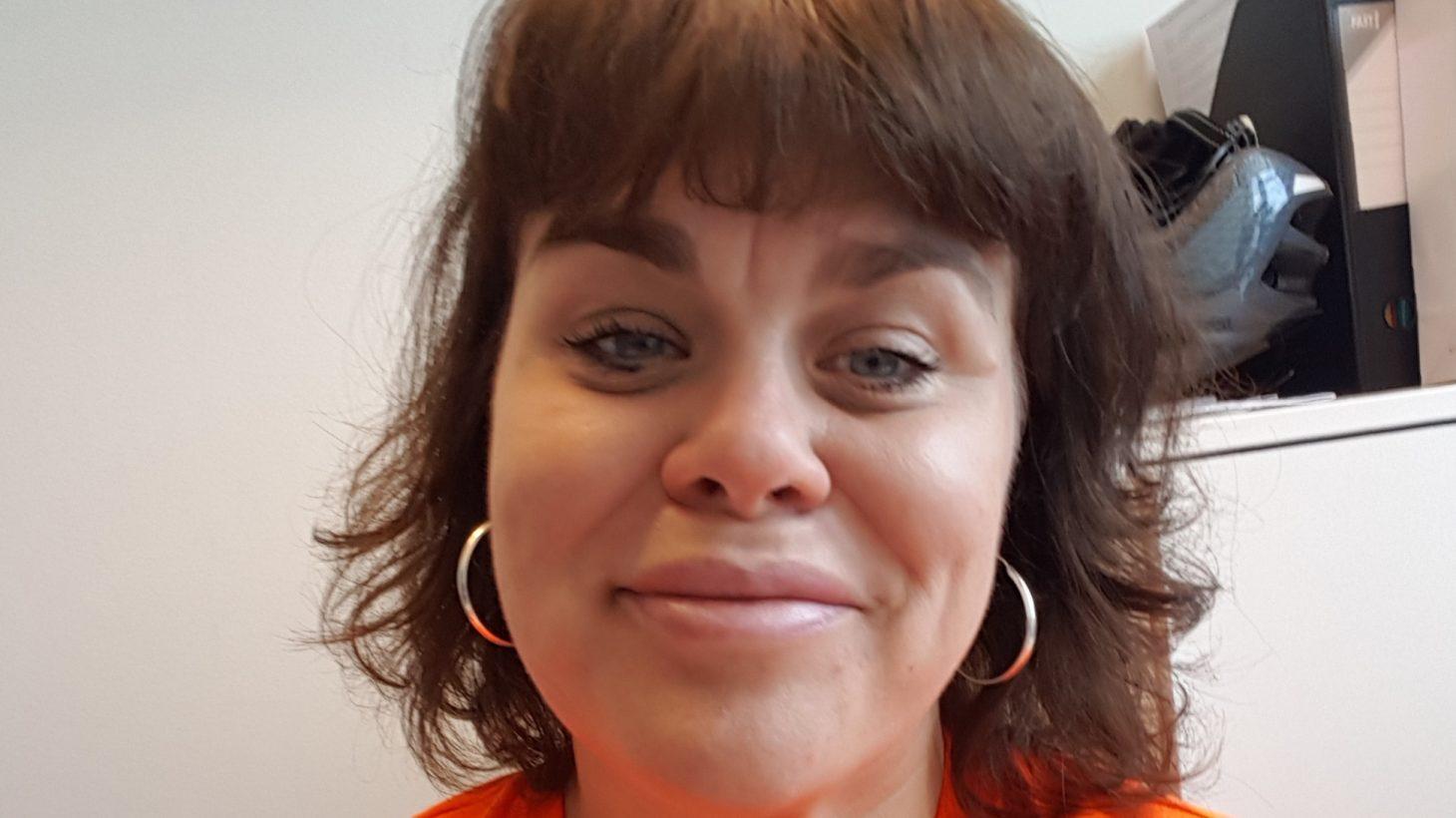 Pernilla Vogl.