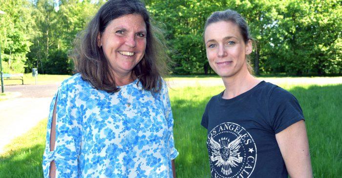 Margareta Fehland, kurator, och Caroline Weibull, specialpedagog, har under 24 veckor lärt sig allt om CPS-metoden - (Collaborative & Proactive Solutions) av den amerikanske barnpsykologen Ross Greene.