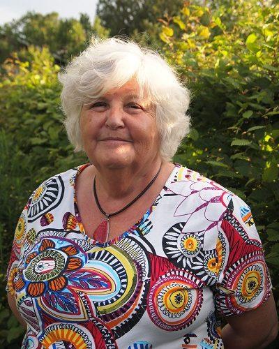 Gudrun Svensson.