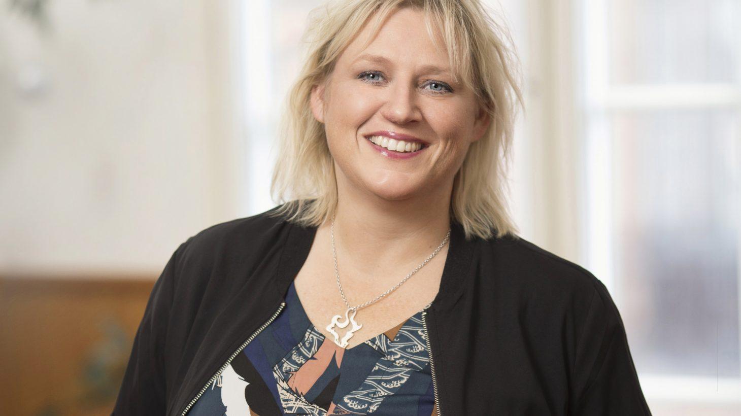 Joanna Lundin.