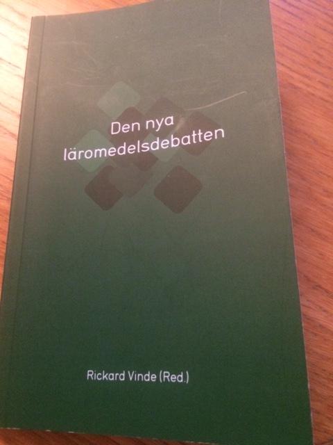 Bokomslag till Den nya läromedelsdebatten.