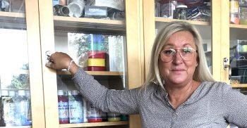 Maria Jönsson, fritidspedagog på Ribersborgsskolan.
