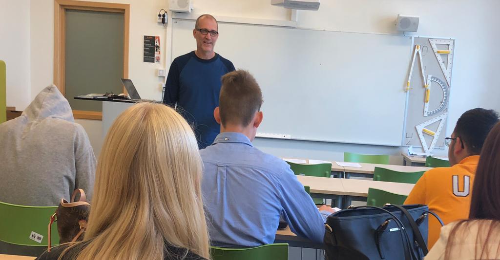 Malmö Lärlingscenter Barn- och frtitidsprogrammet Martin Erberth