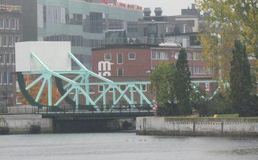Klaffbron i Malmö.