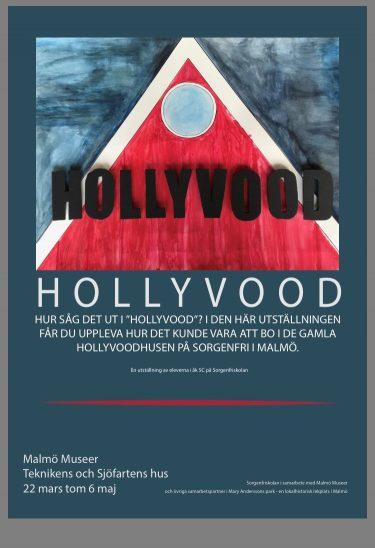 Plansch för Hollywood.