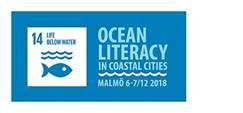 Globala målet 14 Hav och marina resurser.