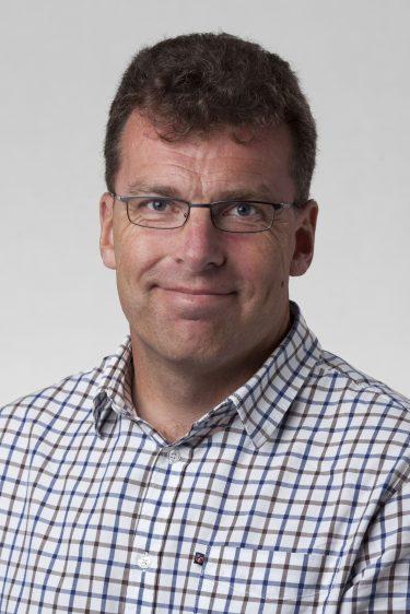 Jan-Ola Olsson, utbildningschef i Innerstaden.