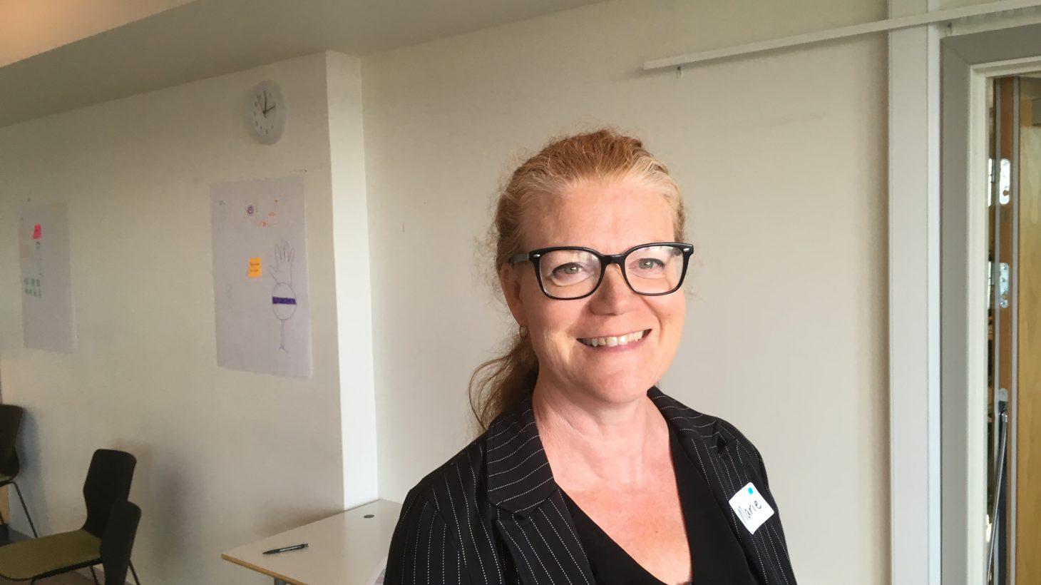 Marie Kniest, utbildningsföretaget KR Education.