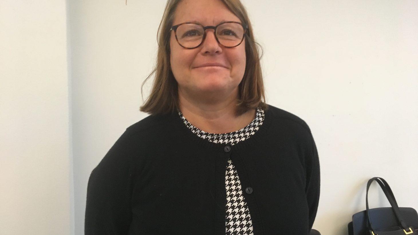 Helena Thörnqvist, specialpedagog på Kungshögsskolan i Oxie.