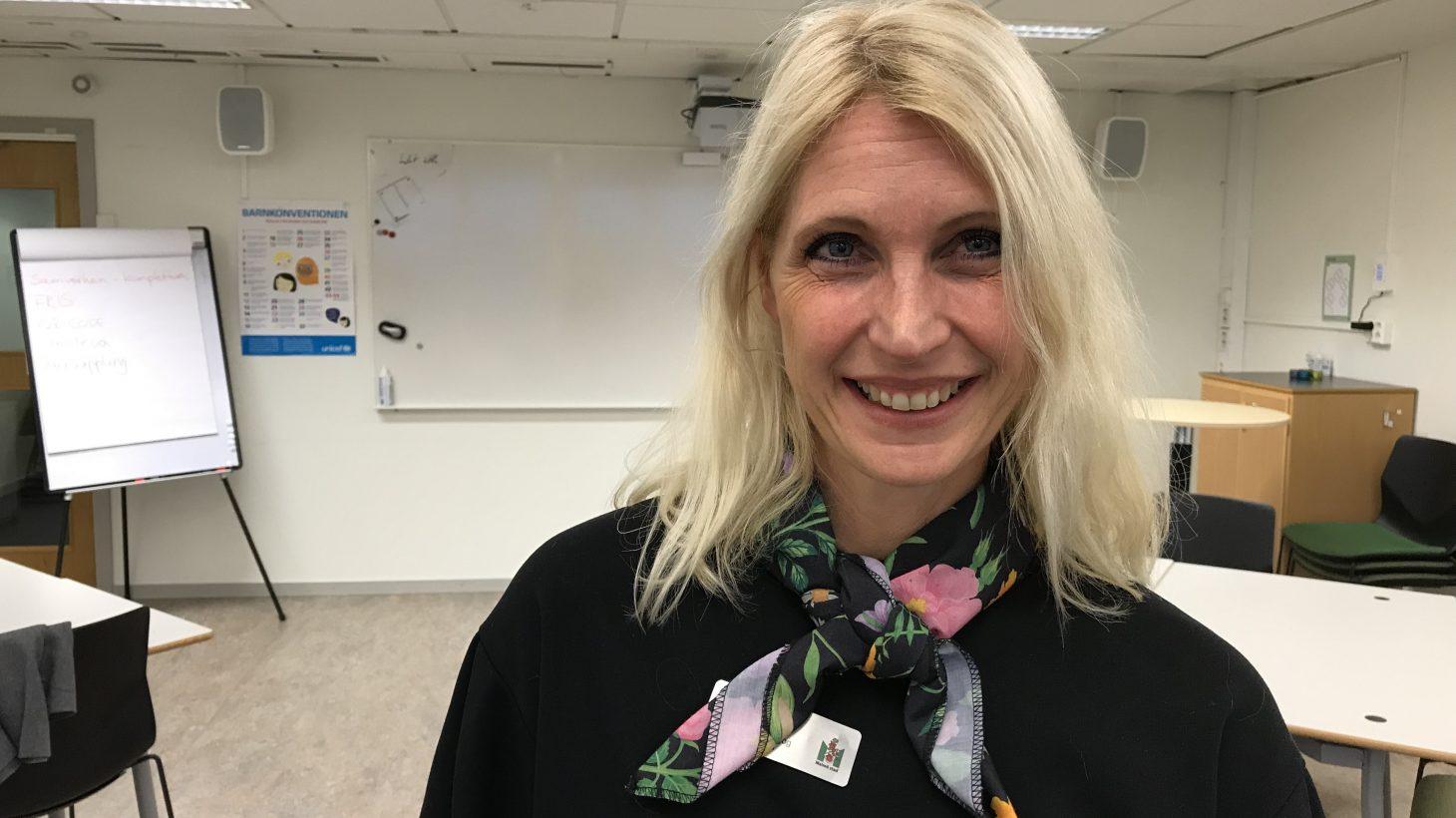 Jessika Ståhl Möllevångskolan