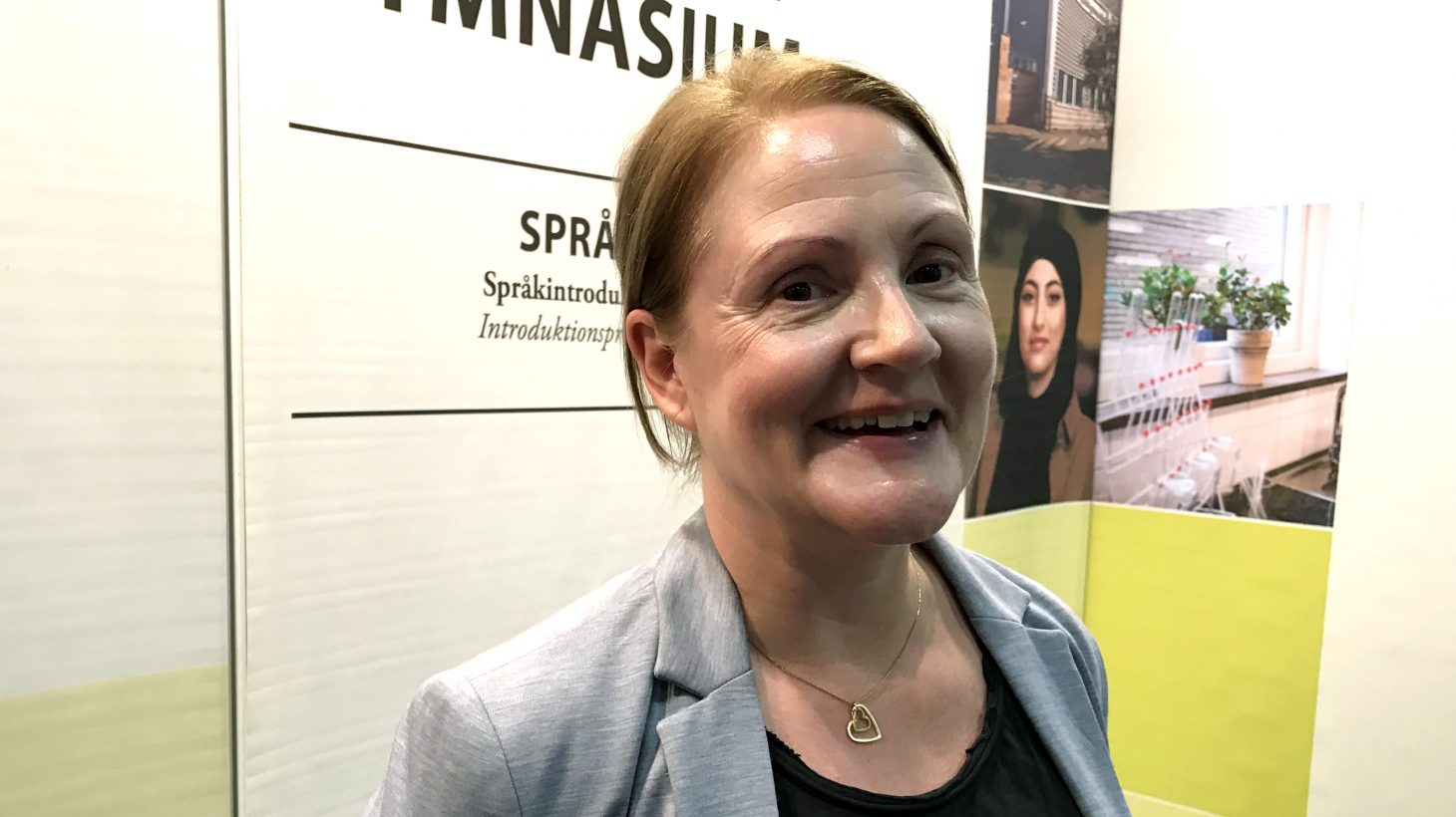 Susanna Larsson Norra Sorgenfri gymnasium