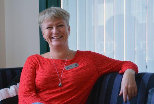Anette Olsson, rektor på Kulladalsskolan