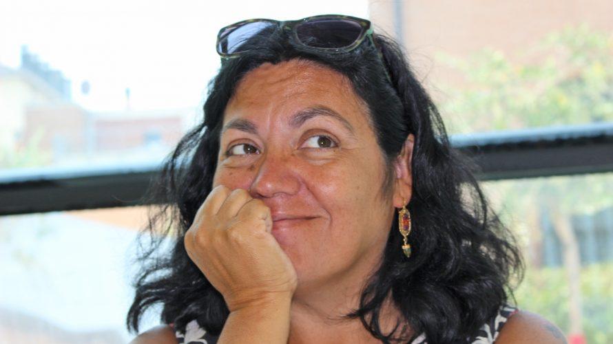 Paola Rivera Tirado, lärare i engelska och spanska på Pauliskolan Komvux.