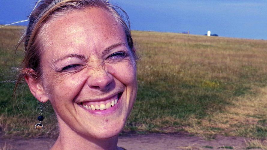 Sara Änghede Haraldsson, grundskollärare, specialpedagog och processledare för translanguaging på Lorensborgsskolan.