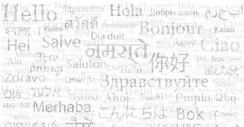 Hälsningsfraser på olika språk