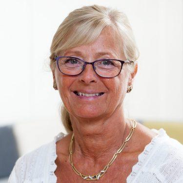 profilbild på Christina Johansson, förskolechef