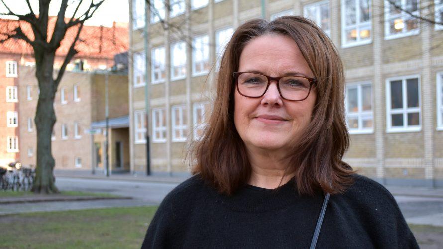 Åse Ranemyr-Holmberg, förstelärare på Värnhemsskolan