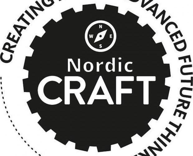 Nordic crafts logotype.