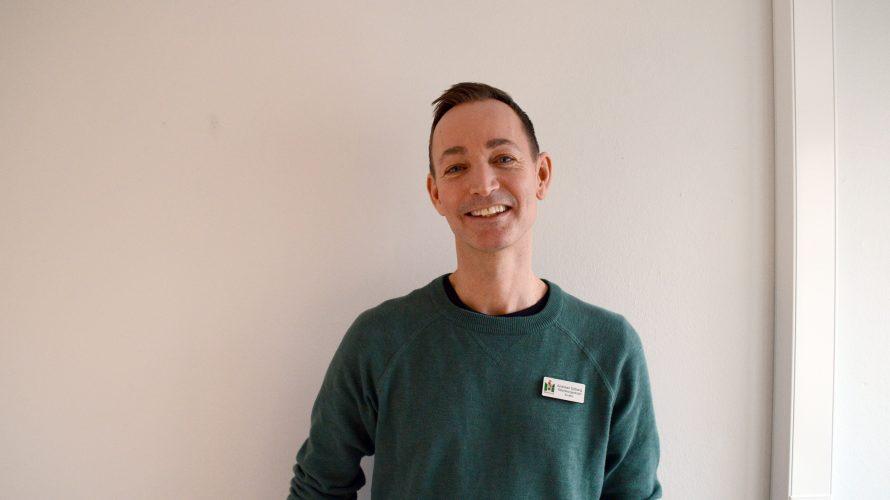 Andreas Sjöberg, kurator, Ribersborgsskolan