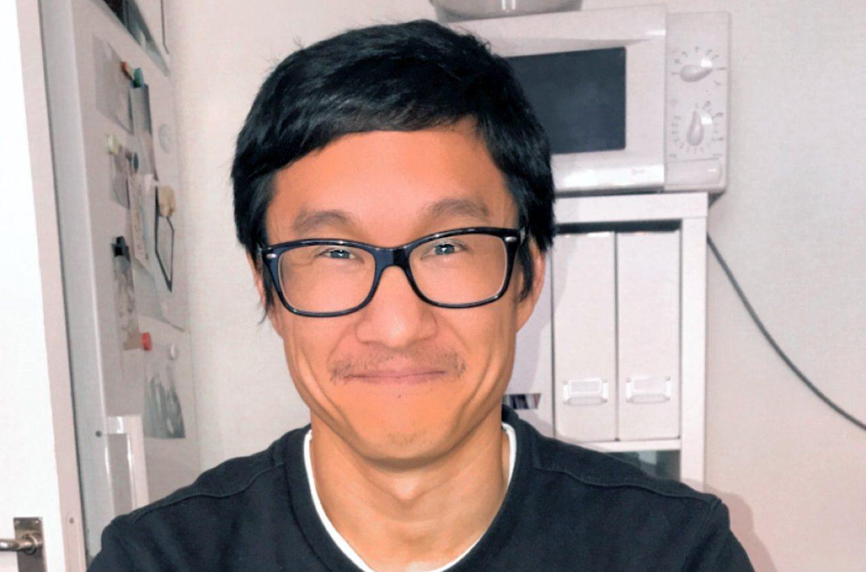 Jonas Chae Pettersson, lärare i matematik, NO, trä- och metallslöjd på Sofielundsskolan.