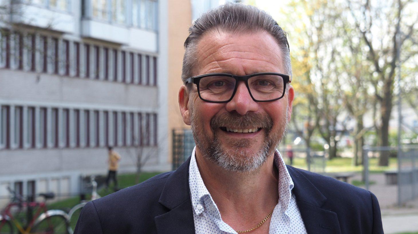 Jörgen Ekberg, utvecklingssamordnare för fritidshem på Pedagogisk Inspiration