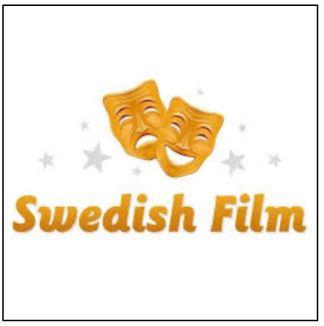 Logotype Swedish film.