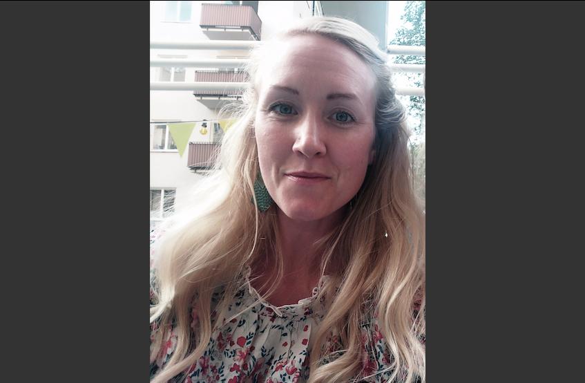 Nadja Kornhill, lärare i engelska och spanska på Möllevångsskolan.