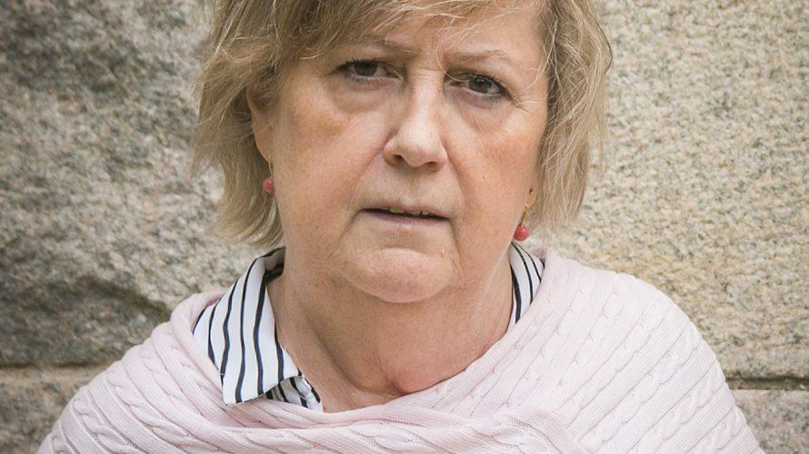 Eva Henriksson Garatea.