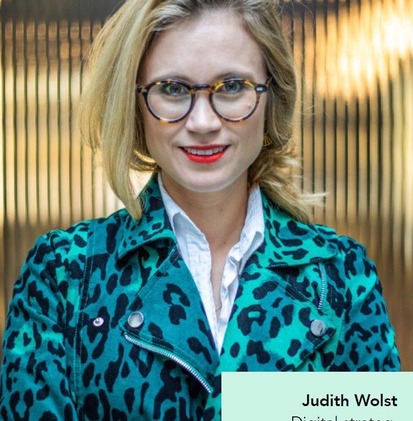 Judith Wolst.