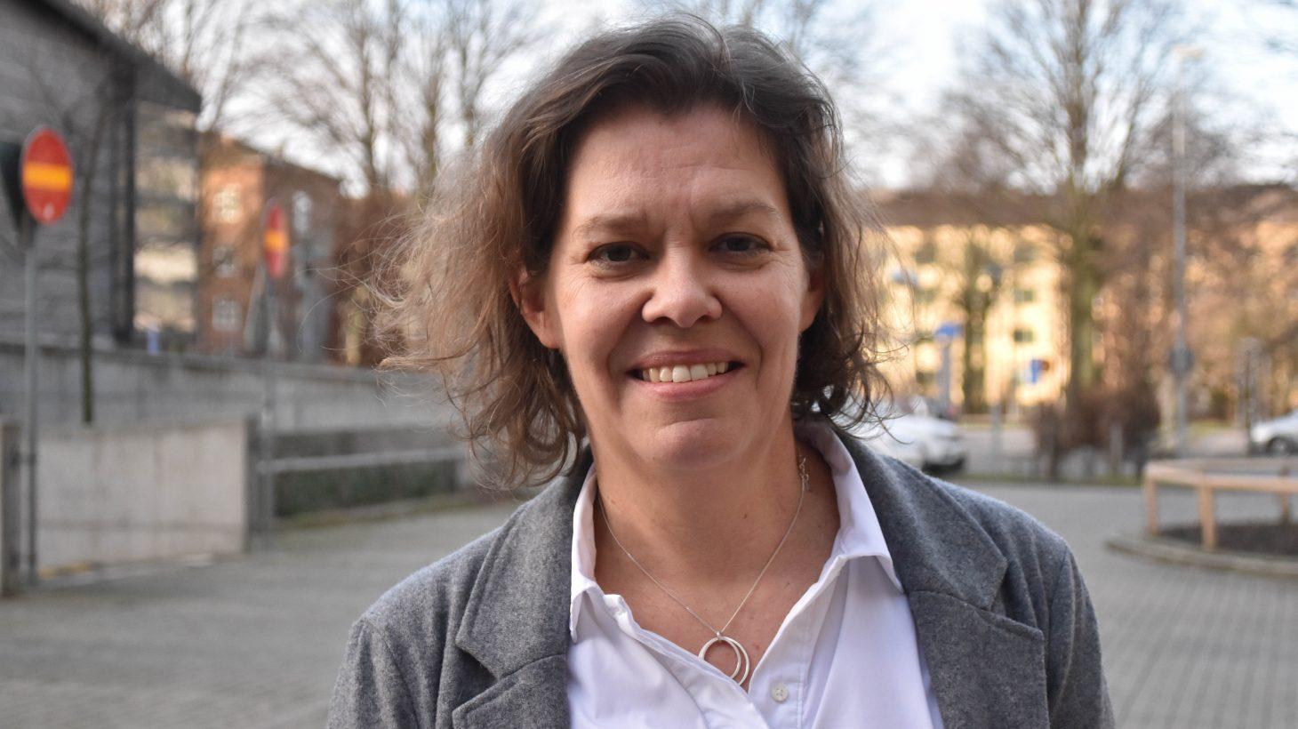 Karin Ollinen, vetenskaplig ledare på grundskoleförvaltningens utvecklingsavdelning.