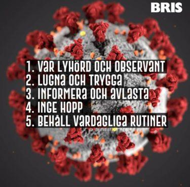 Fem punkter från BRIS