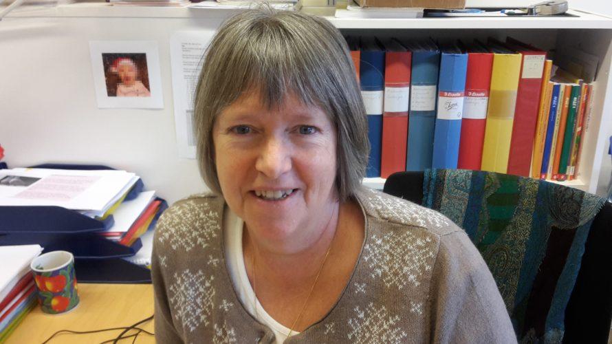 Caterina Tirone Hedgärde, SFI-lärare på Komvux Malmö.