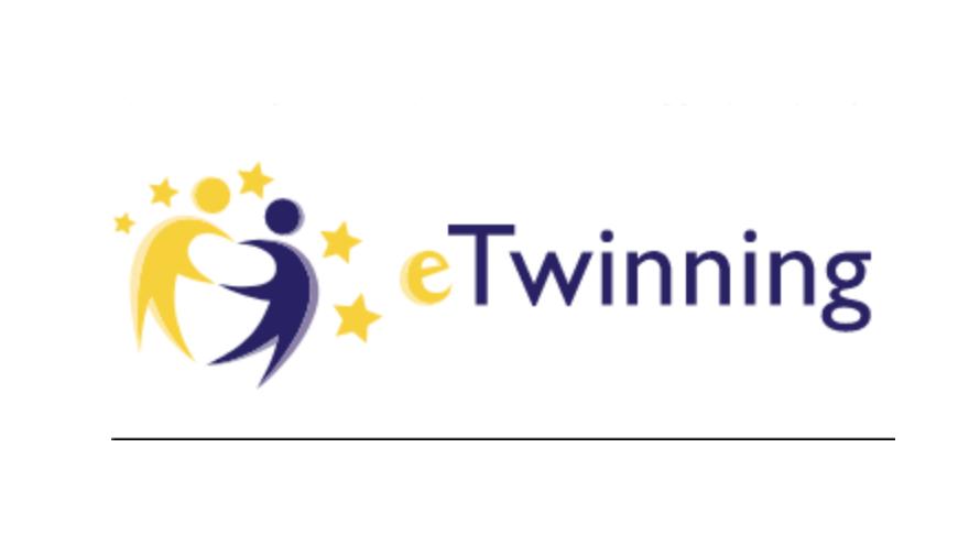 E-twinning logotype.