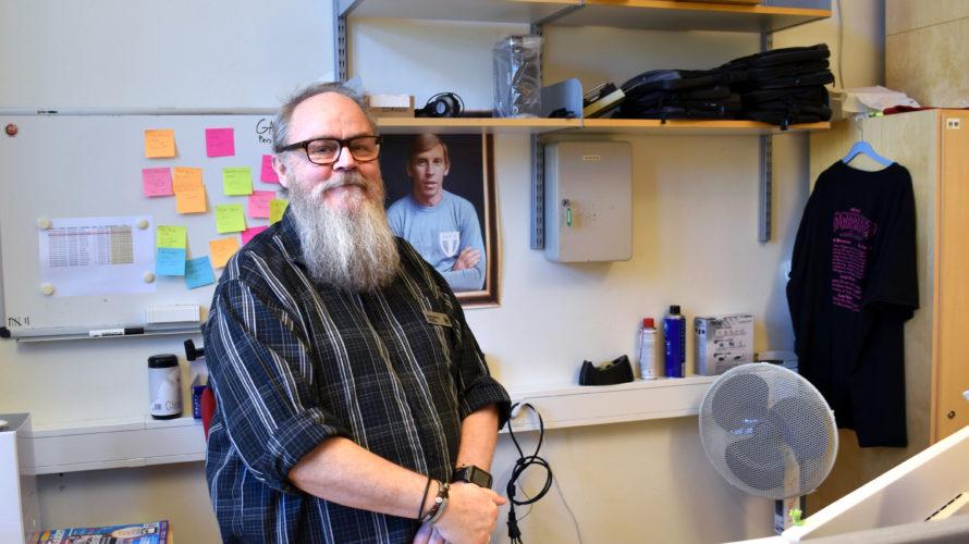 Håkan Ekberg, IKT-pedagog på S:t Petri skola.