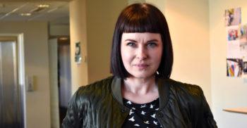 Ingrid Tidvall, musiklärare på Bladins International School of Malmö.