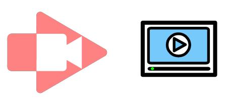 Röd pil riktas mot en tecknad datorskärm.