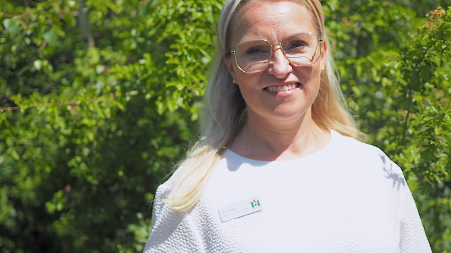 Kristin Quist lärare Strandskolan