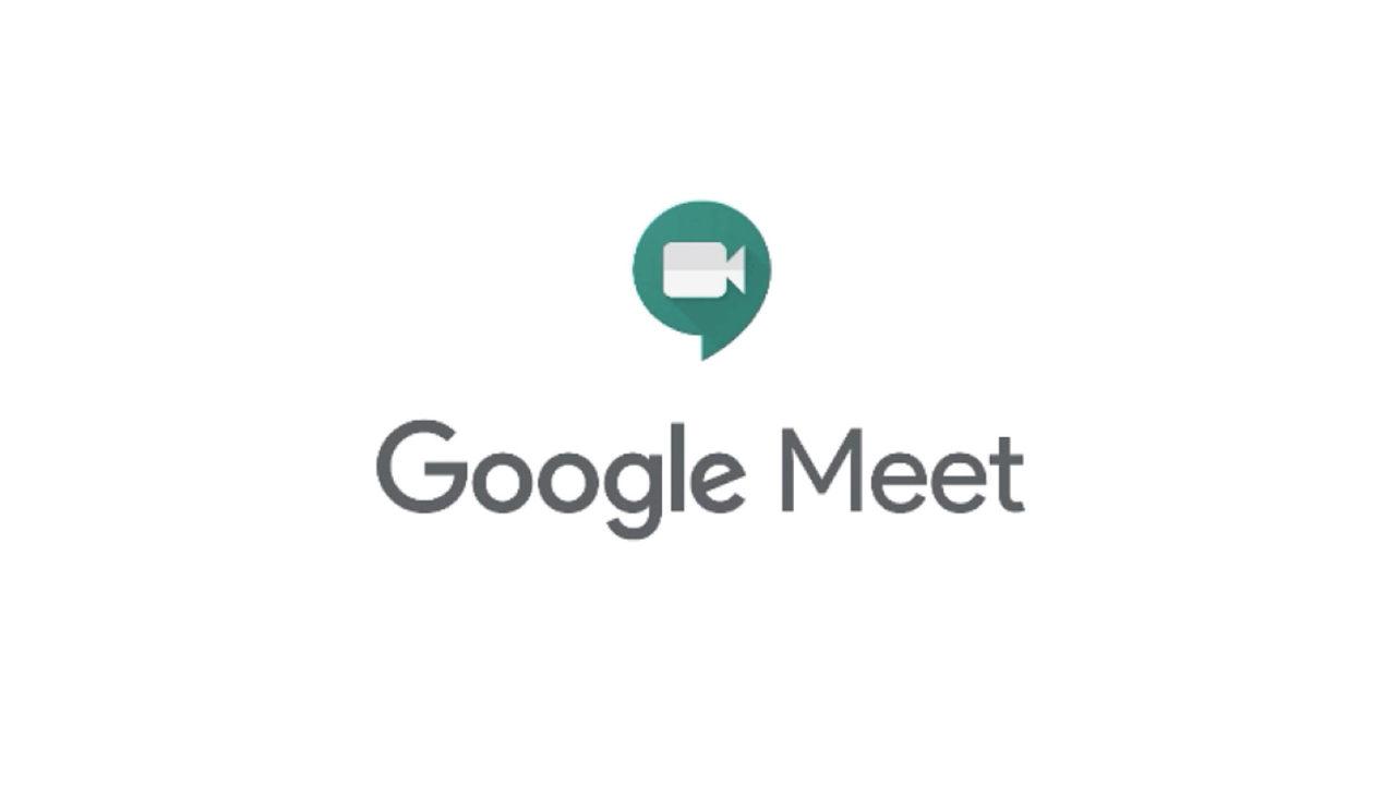 Logotype för google meet.