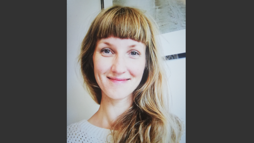 Porträttbild på Erika Ekman, SVA-lärare i Malmö.
